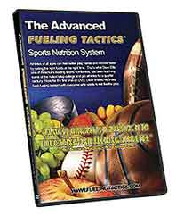 Phil Campbell highly recommends Dave Ellis Fueling Tactics  Sports Nutrition System DVD